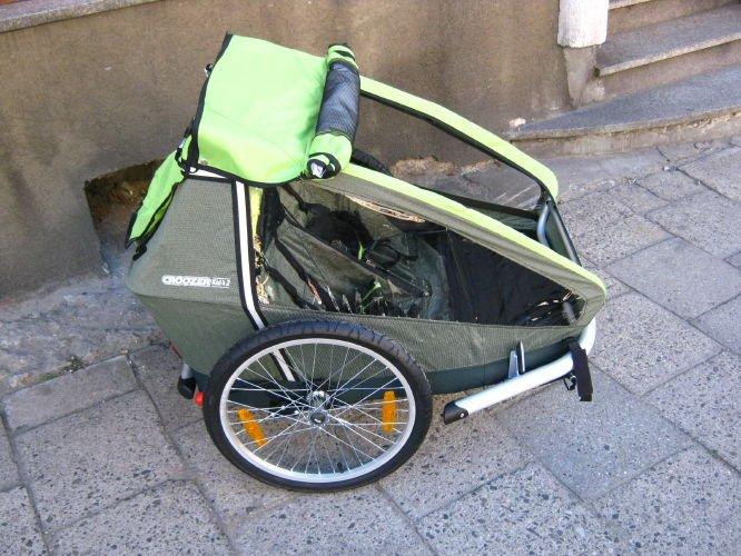 croozer kid for 2 przyczepki rowerowe croozer przyczepki sklep rowerowy synkros szczecin. Black Bedroom Furniture Sets. Home Design Ideas